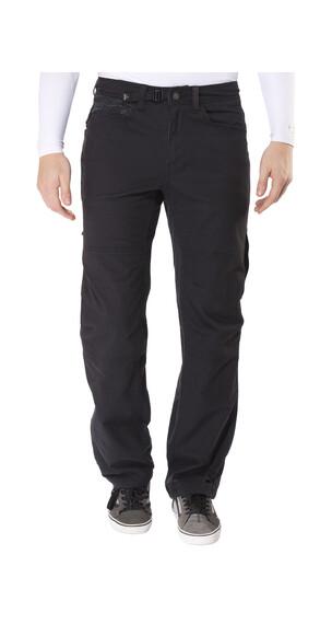 Prana Continuum - Pantalones de Trekking Hombre - negro